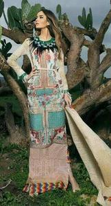 Copy of Sana Safinaz Lawn Suit (Replica) (Unstitched)