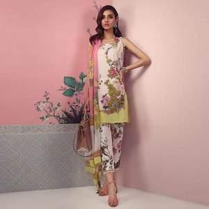 Sana Safinaz Party Dress - Replica - Unstitched