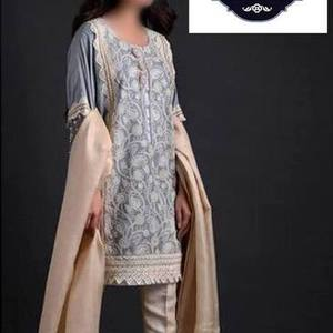 SIFONA Collection 2019 FULLY EMBRIODERED (Replica)(Unstitched)