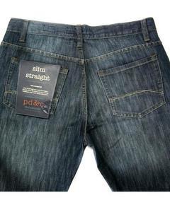 Paper Denim Branded Blue Jeans For Men - JD1042 Slim Fit Jeans for Men