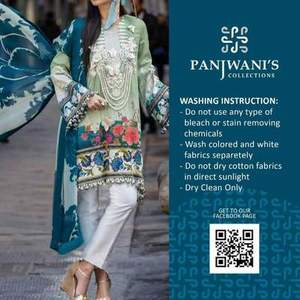 Sana Safinaz Introduce Summer Collection Fabric Lawn Pure - Replica - Unstitched