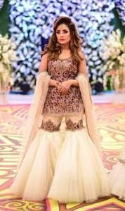 kashees Designer Bridal Dress - Replica - Unstitched
