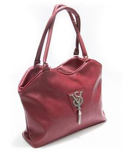 VS Fashion Ladies Maroon Handbags - HB1006 - Shoulder Bags & Purse for Ladies