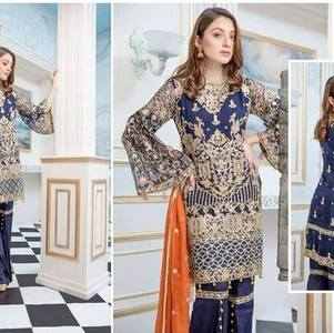 MARYAM\'S COLLECTION 2019 (Replica)(Unstitched)