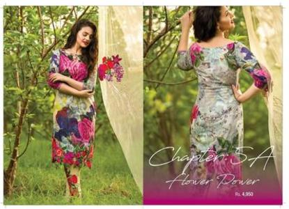 Asifa & Nabeel Designer Dresses (Replica)(Unstitched)