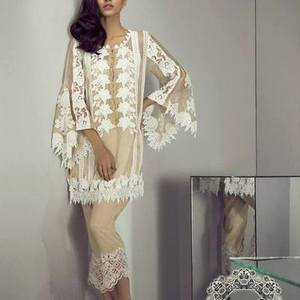 Mina Hasan Luxury Collection 2019  Replica)(Unstitched)