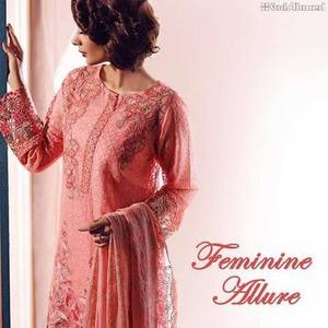 GUL AHMED COTTON SUIT - Replica - Unstitched