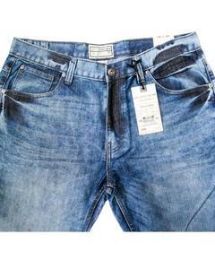 Paper Denim Branded Blue Jeans For Men - JD1036 Slim Fit Jeans for Men
