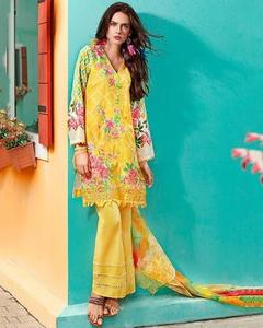 *Gul Ahmed Silk Collection*Replica)(Unstitched)