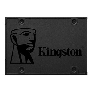 Kingston 120GB A400 SSD (Solid-State-Drive) 2.5 SATA 3 SA400S37/120G