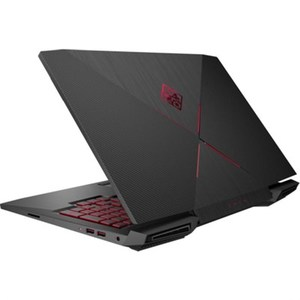 HP Omen 17-AN025TX Gaming Laptop - 7th Gen Ci7 7700HQ 16GB 1TB GeForce GTX 1060 6GB GC 17.3 FHD Win 10 (Hp Local Warranty)