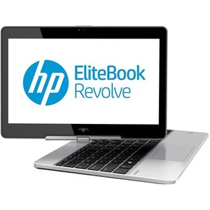 HP EliteBook Revolve 810 G1 Tablet Convertible Notebook  4th Gen Ci7 4GB 256GB SSD 11.6 Touch Screen  Used