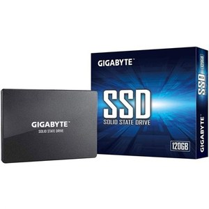Gigabyte SSD 120GB 2.5-inch Internal SATA 6.0Gb/s GP-GSTFS31120GNTD