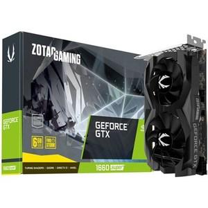 ZOTAC GAMING GeForce GTX 1660 SUPER Twin Fan ZT-T16620F-10L Graphics Card