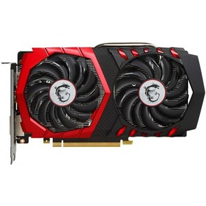 MSI Geforce GTX 1050TI Gaming X 4G Graphics Card  4GB 912-V335-035