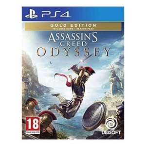 Assassins Creed® Odyssey Gold Edition - PS4