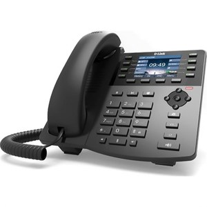 D-Link DPH-150SE - Broadband Internet IP Phone - Black