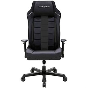 DxRacer Boss Series Chair Black GC-B120-N-F1 (Free Next-Day Delivery for Karachi Only)