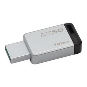 Kingston 128GB DataTraveler 50 USB 3.0 Flash Drive  Speed Up to 110MB/s (DT50/128GBFR)