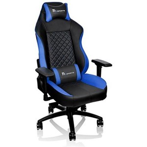 Thermaltake Tt eSPORTS GT Comfort Professional Gaming Chair (Blue Black)