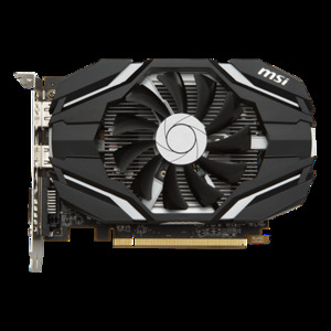 MSI Radeon RX 460 2G OC 128bit 2GB GDDR5 Graphics Card (Brown Box | New)