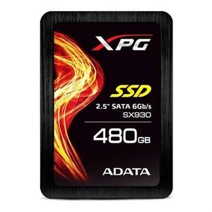 ADATA XPG SX930 2.5 480GB SATA III MLC Internal Solid State Drive (SSD) ASX930SS3-480GM-C