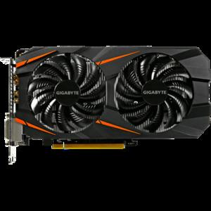 Gigabyte GeForce® GTX 1060 WINDFORCE OC 3G Graphics Card GV-N1060WF2OC-3GD  3GB GDDR5