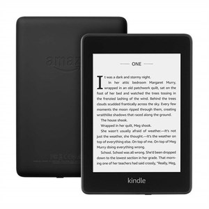 Kindle Paperwhite (10th Gen) - 6 High Resolution Display with Built-in Light  32GB  Waterproof  Wi-Fi