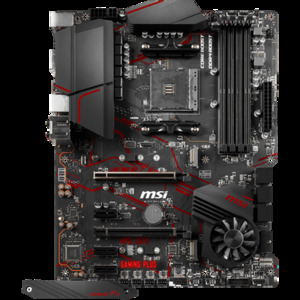 MSI MPG X570 Gaming Plus AMD X570 Motherboard