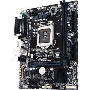 Gigabyte GA-H110M-DS2 (Rev 1.0) Intel Socket 1151 Motherboard