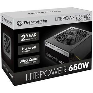 Thermaltake Litepower Series GEN2 650W Power Supply (LTP-0650P-2)