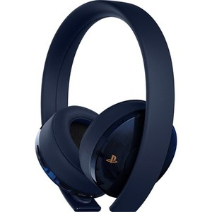 Sony PlayStation Gold Wireless Headset - 500 Million Limited Edition for PS4 - CUHYA-0080