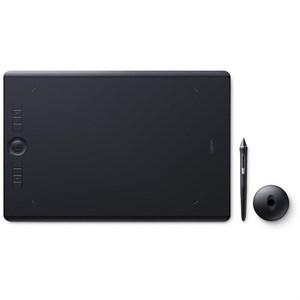 Wacom Intuos Pro Medium PTH-860-K1-CX – 8×13 Inch  Digital Graphic Drawing Tablet