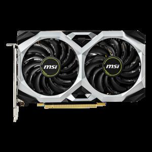 MSI Geforce GTX 1660 Ventus XS 6G OC Graphics Card 912-V379-013