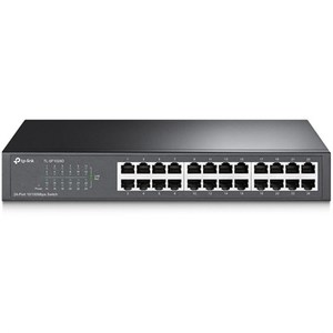 TP-Link TL-SF1024D 24-port 10/100Mbps Desktop/Rackmount Unmanaged Switch