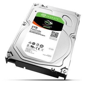 Seagate FireCuda ST2000DX002 2TB 7200 RPM 64MB Cache SATA 6.0Gb/s 3.5 Gaming SSHD Hybrid Hard Drive