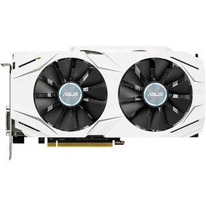 Asus GeForce GTX 1060 OC Edition Graphics Card - DUAL-GTX1060-O6G - 6GB GDDR5 192-bit
