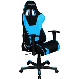 DXRacer Formula Series Computer Gaming Chair (Black | Blue) GC-F101-NB-D3