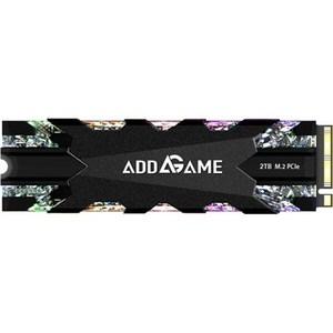 addlink X70 512GB M.2 PCIe GEN3X4 NVMe addGame Gaming Series SSD RGB