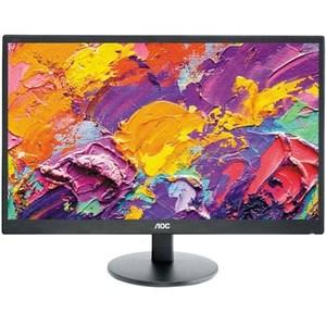 AOC E2270SWHN/89 21.5 LED FHD Monitor with HDMI Input