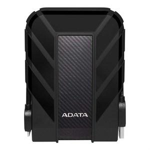 ADATA 1TB HD710 Waterproof / Dustproof / Shock-Resistant External Hard Drive  AHD710-1TU3-CBK  Black