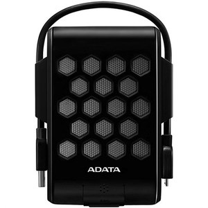 ADATA HD720 1TB USB 3.0 Waterproof/Dustproof/ Shock-Resistant External Hard Drive  Black  AHD720-1TU3-CBK