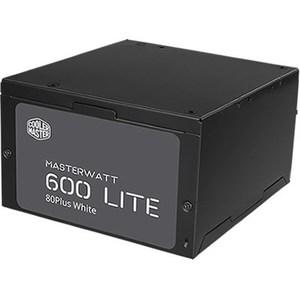Cooler Master - MasterWatt Lite 230V 600W - Green Power Supply with ErP 2013 Certified