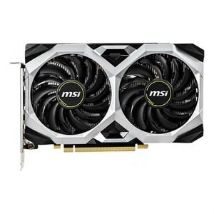 MSI Geforce GTX 1660 TI Ventus XS 6G OC Video Graphics Card 6GB