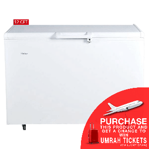 Haier Chest Freezer HDF-345SD