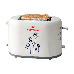 Westpoint Wf-2550 - Deluxe 2 Slice Pop-Up Toaster