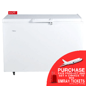 Haier Single Door Chest Freezer HDF-245SD