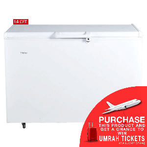 Haier Chest Freezer HDF-405SD