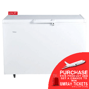 Haier Single Door Deep Freezer HDF-285SD
