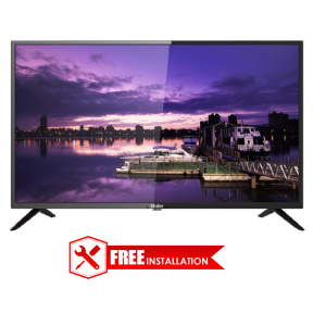Haier 32 inch LED TV HD H-Cast Series LE32B9200M